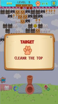 Cats Crush Saga screenshot 4