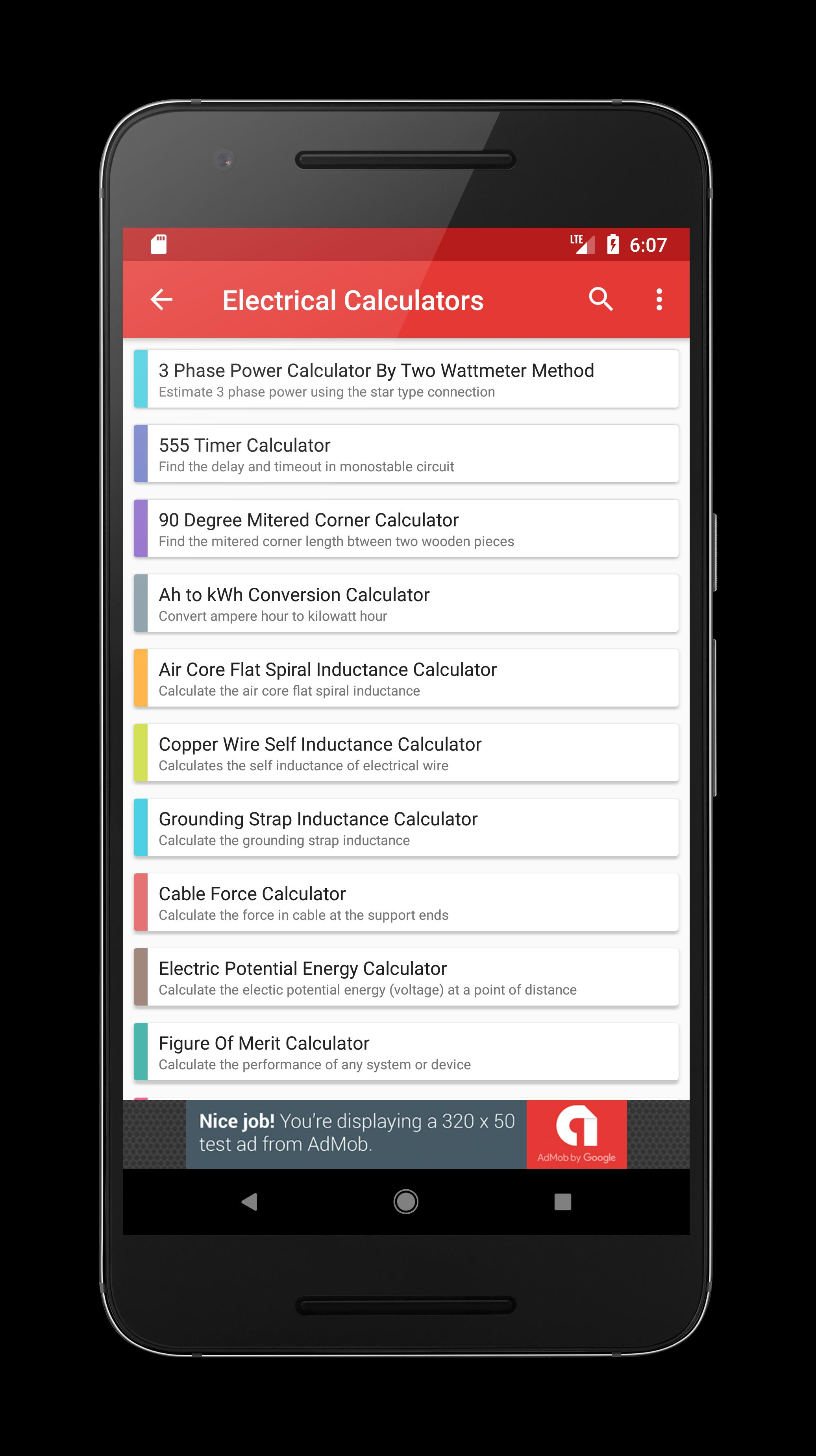 Electrical Calculators for Android - APK Download