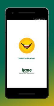 KANE Smile Alert poster