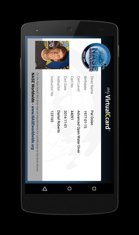 NASE Worldwide VirtualCcard APK تحميل - مجاني ألعاب رياضية تطبيق ...