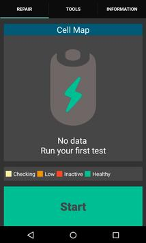 Battery Life Repair Pro تصوير الشاشة 8
