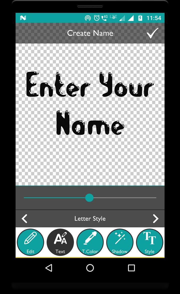My Name Live Wallpaper 3d For Android Apk Download