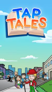 Tap Tales - Idle Clicker Games poster