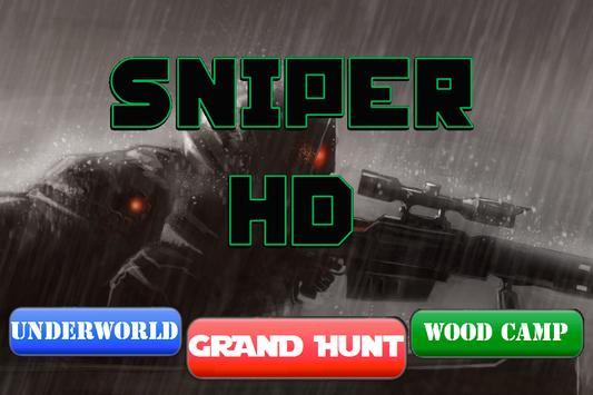 Sniper Hunter Destiny poster