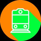 Railinfo - indian railway enquiry icon