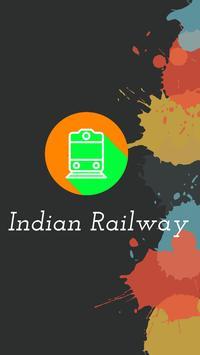 Railinfo - indian railway enquiry poster