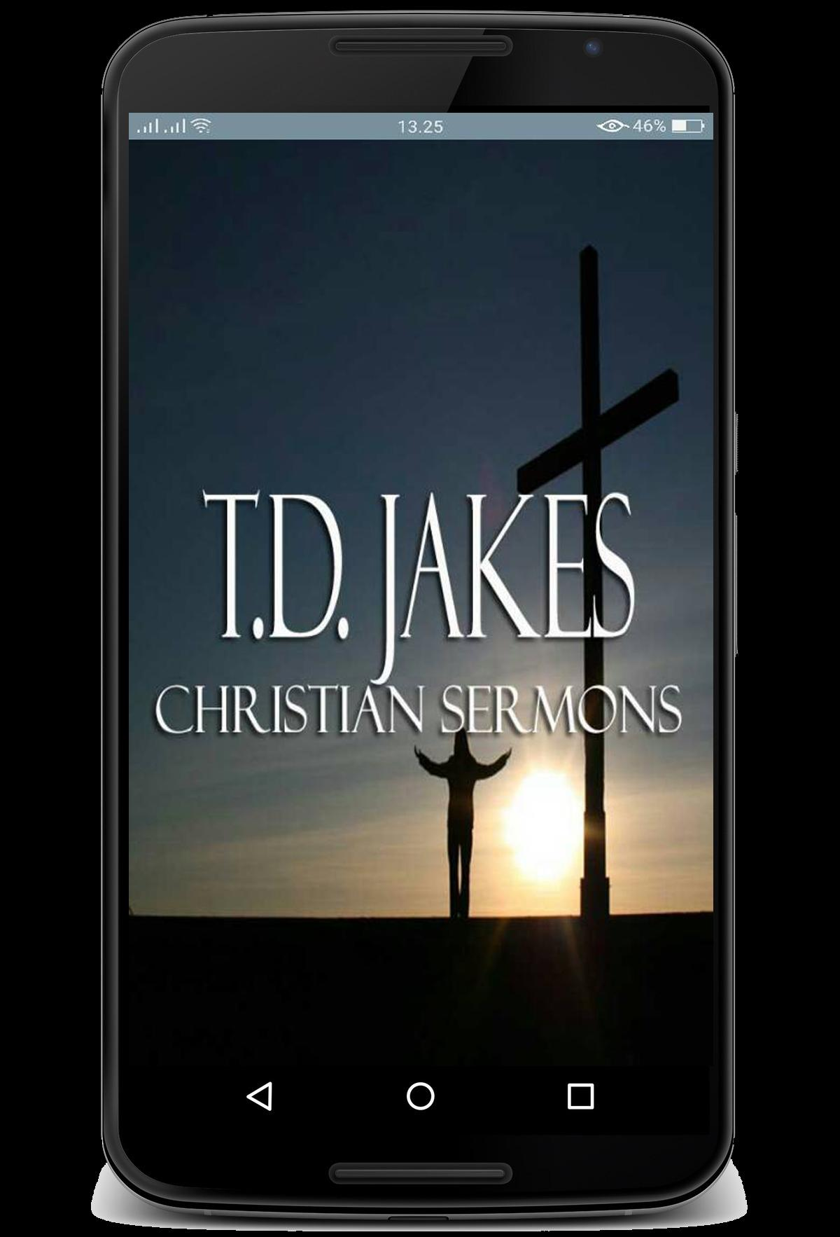 T D  Jakes for Android - APK Download