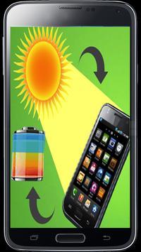 Mobile Solar Charger Prank apk screenshot