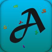 Alphabet in Order icon