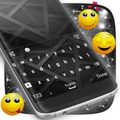 Black Theme for Emoji Keyboard icon