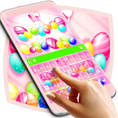 Cute Bunny Keyboard icon