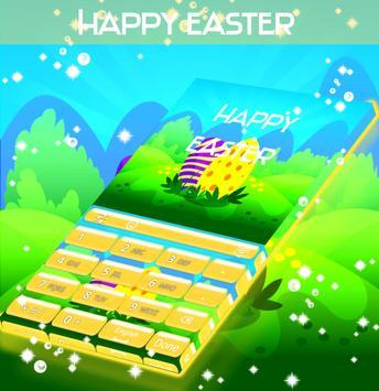 Happy Easter Theme apk screenshot