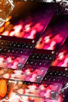 Street Lights Keyboard poster