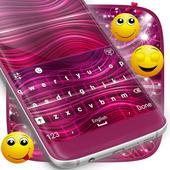 Purple Skin for Emoji Keyboard icon