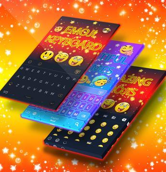 New Keyboard 2018 Pro - Free Themes,Emoji,Stickers poster