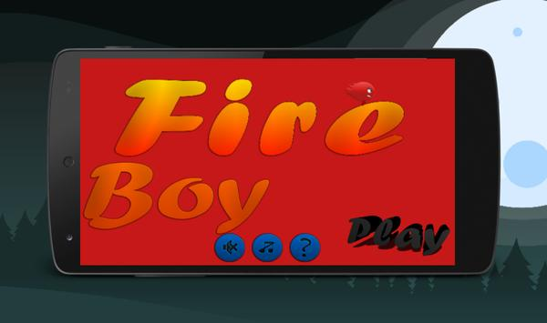 Naughty Fire Boy :aventure poster