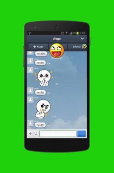 Frее Line Messenger App tips screenshot 1