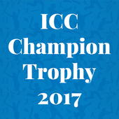 Free ICC Champion Trophy 2017 icon