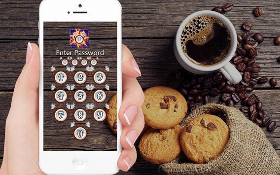 Creamy - Applock Theme screenshot 1