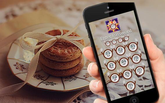 Creamy - Applock Theme screenshot 7
