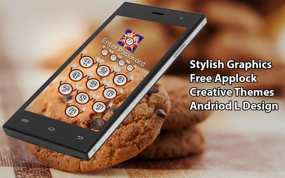 Creamy - Applock Theme screenshot 6