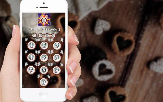 Creamy - Applock Theme screenshot 8