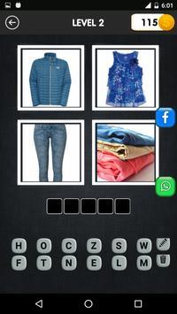 4 Clue 1 Word apk screenshot