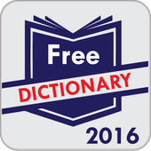 Free Dictionary 2016 icon
