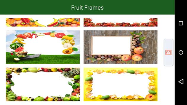 Fruit Frames apk screenshot