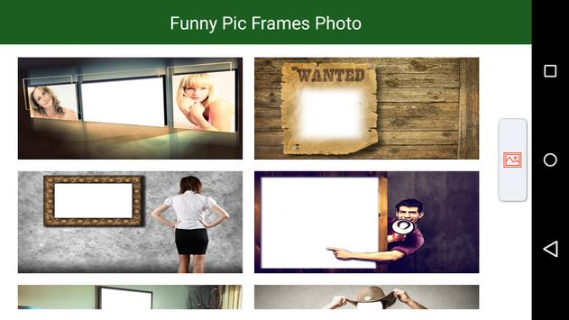 Funny Pic Frames poster