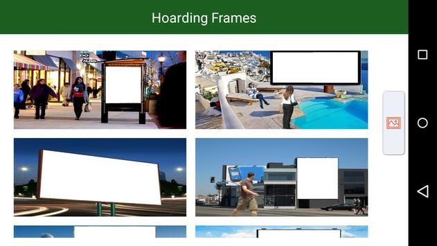 Hoarding Frames apk screenshot