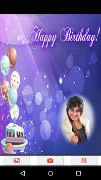 Happy Birthday Frames apk screenshot
