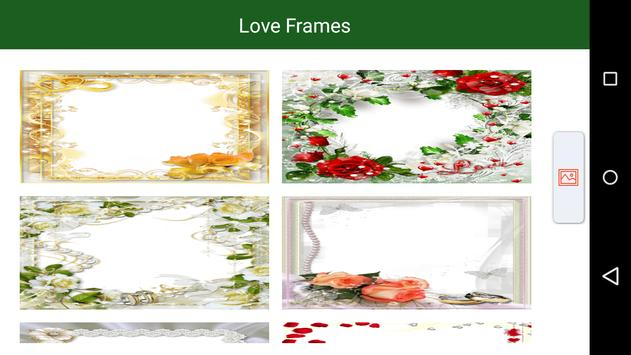 Love Frames apk screenshot