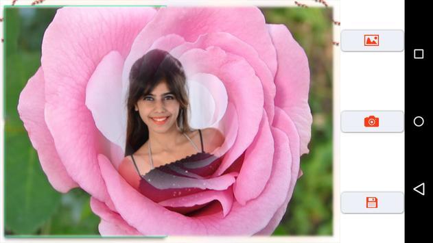 Rose Photo Frame apk screenshot
