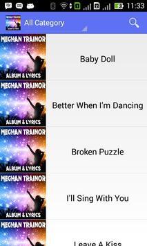 Meghan Trainor No - Lyrics screenshot 1