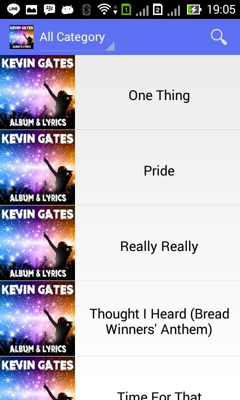 Kevin Gates Really Really for Android - APK Download