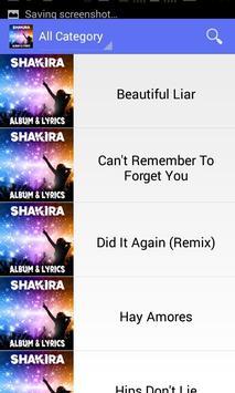 Shakira Try Everything - Lyric screenshot 2
