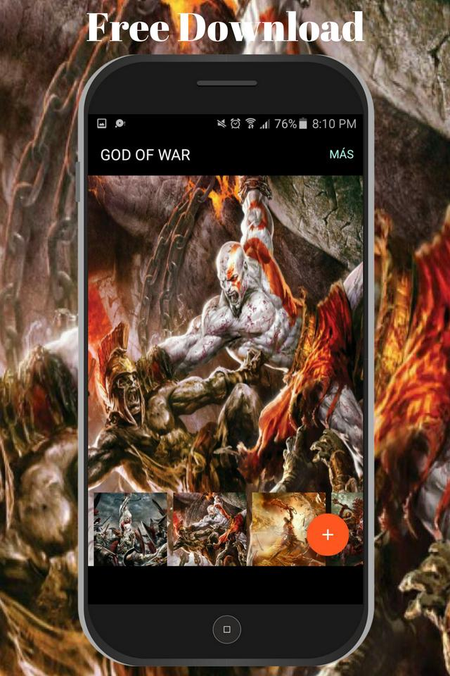 Wallpapers God Of War Hd Live Kratos For Android Apk Download