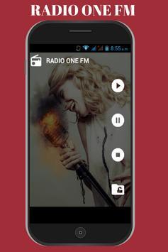 Radio One Fm Online Free poster