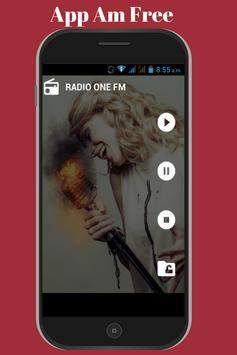 Radio One Fm Online Free screenshot 1