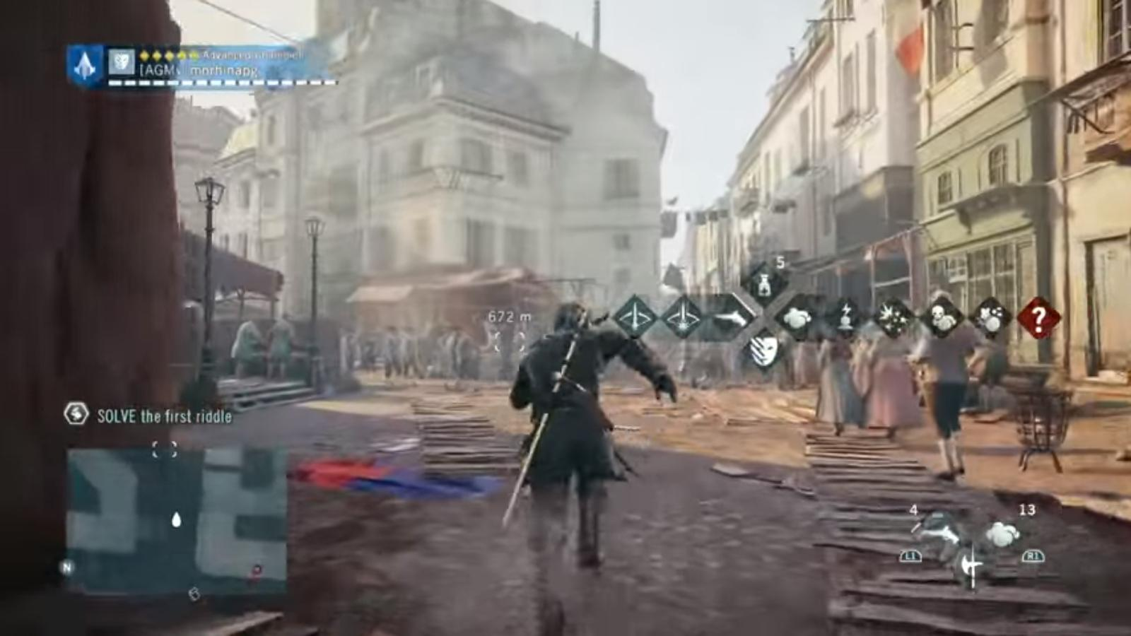 Tricks Assassin S Creed Unity For Android Apk Download