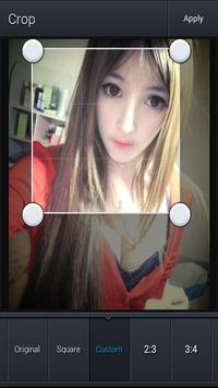 New B612 Lite Selfie poster