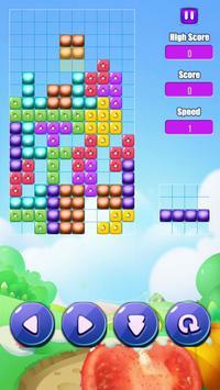 Block Break Puzzle Fruit : Deluxe Free apk screenshot