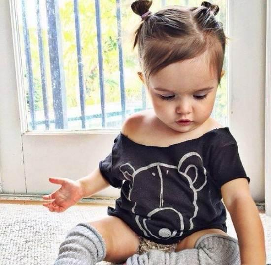 New Baby Girl Hairstyle For Android Apk Download