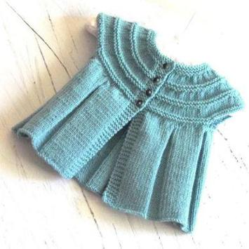 new baby knitting patterns screenshot 2