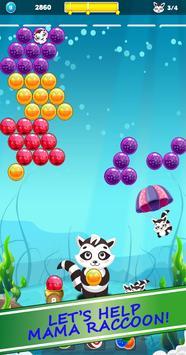 Bubble Shooter Raccoon screenshot 13