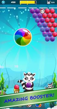 Bubble Shooter Raccoon screenshot 16