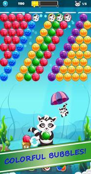 Bubble Shooter Raccoon screenshot 5