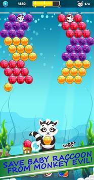 Bubble Shooter Raccoon screenshot 6