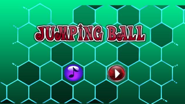 Jumping Ball screenshot 1